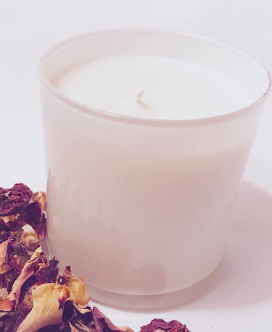 Restorative Rose Soy Aromatherapy Candle