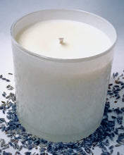 Load image into Gallery viewer, Live, Laugh, Lavender Soy Aromatherapy Candle