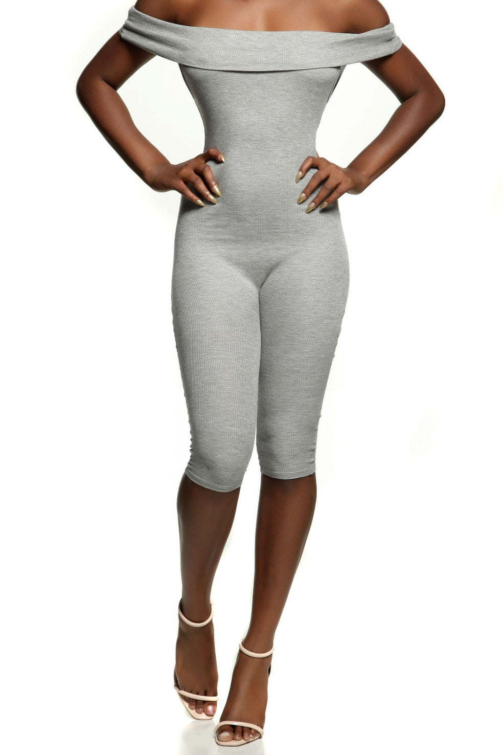 SIMPLE THERMAL JUMPSUIT