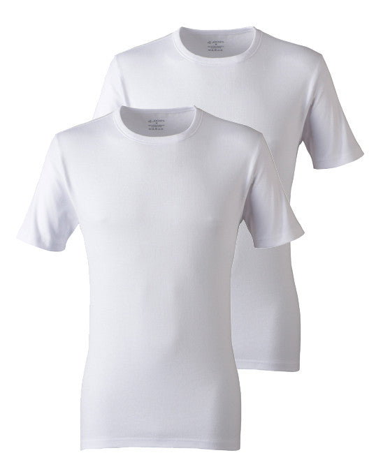 Jockey® Modern Classic Round Neck T-Shirt 2 Pack
