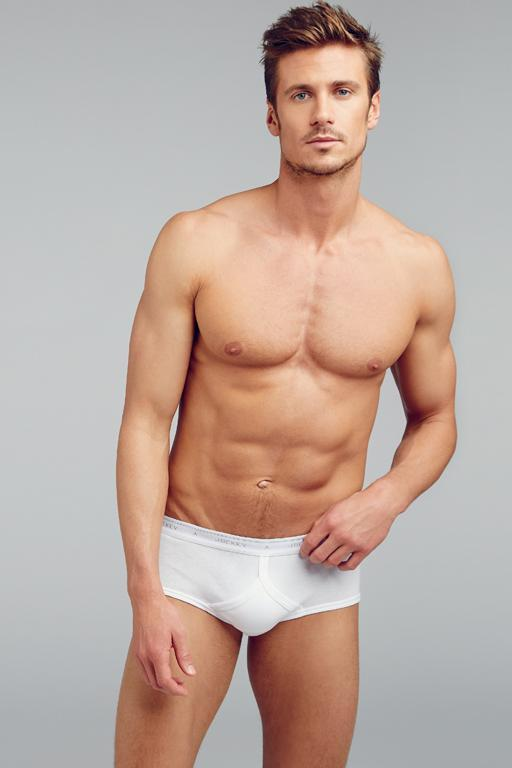 Jockey® Classic Cotton Rib Y-Front® Brief Big and Tall