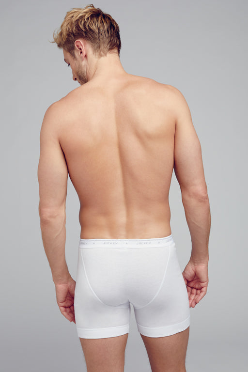 Jockey® UK Classic Midway® Brief with Y-Front® Fly Big and Tall