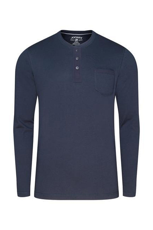 Jockey® Night and Day Henley Shirt