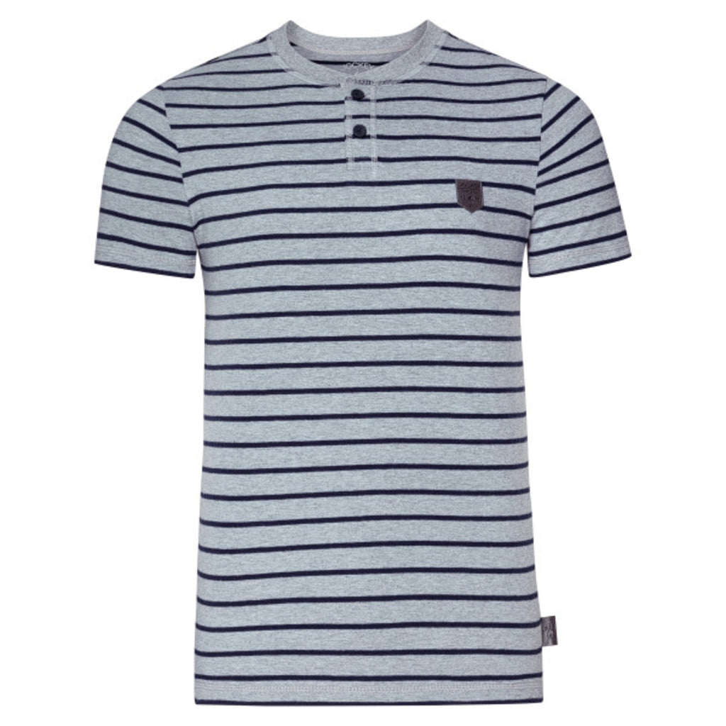 Jockey® Pure Cotton Striped T-Shirt