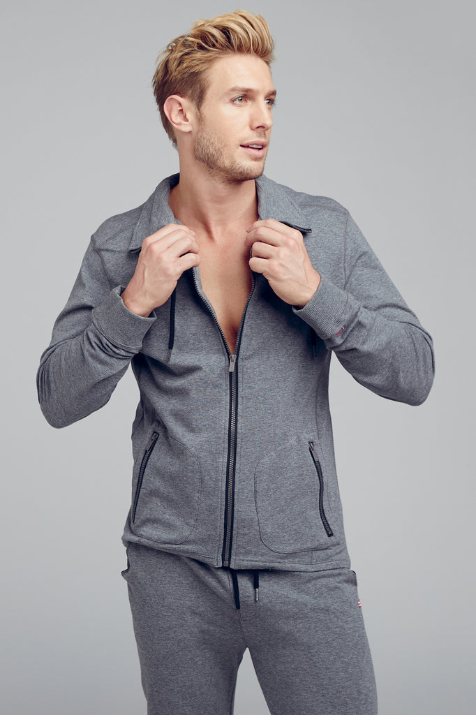 Jockey® Relaxed Lounge Jacket