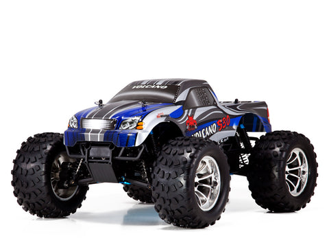 Volcano S30 1/10 Scale Nitro Monster Truck 2.4GHz