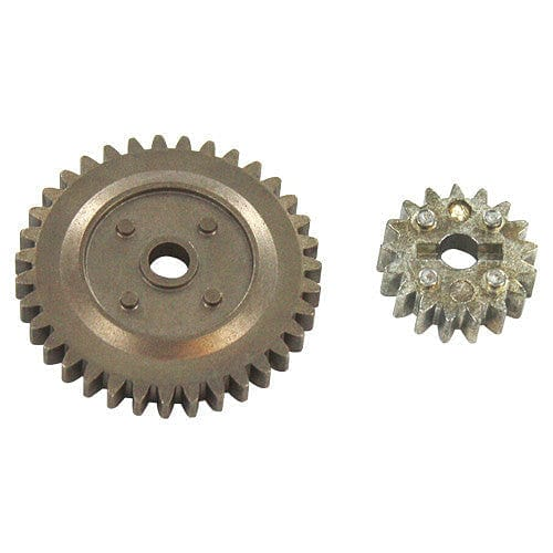 08033t Steel Spur Gear, 35T and 17T - RUI YONG HOBBY