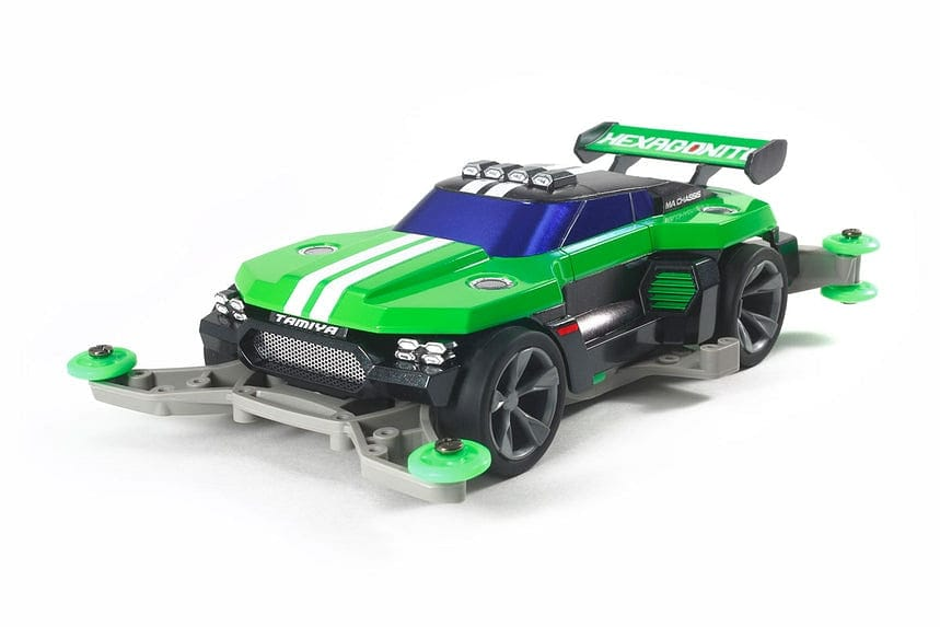 TAMIYA 18653 JR HEXAGONITE