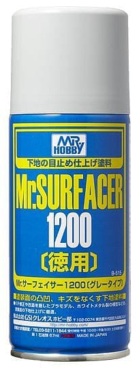 GNZ-B515: B515 Mr. Surfacer 1200 Spray