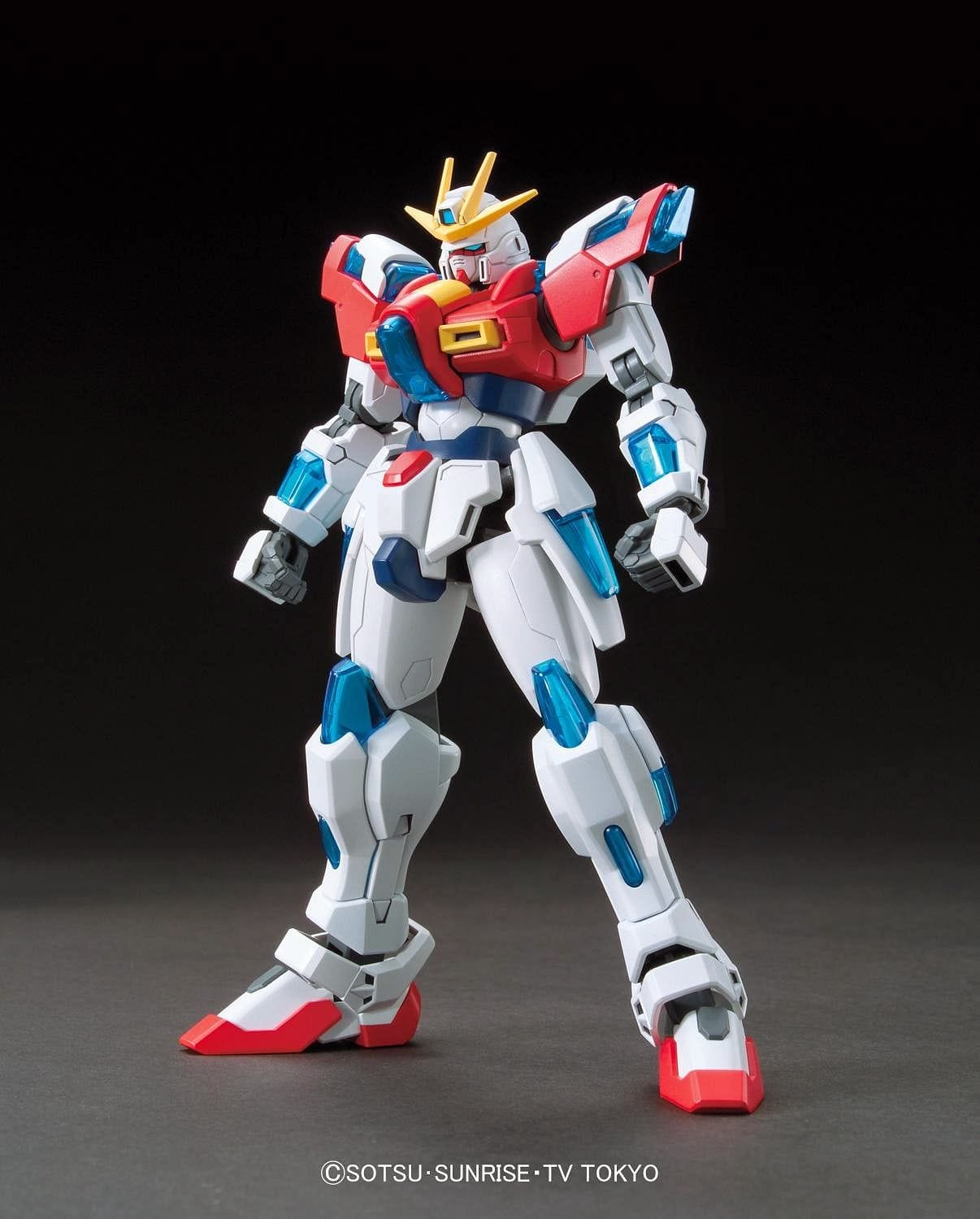 BANDAI 5055437: #28 Try Burning Gundam ""