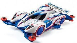 JR Tri-Gale TG-15 Mach White - MA Chassis Sp. Edition - RUI YONG HOBBY