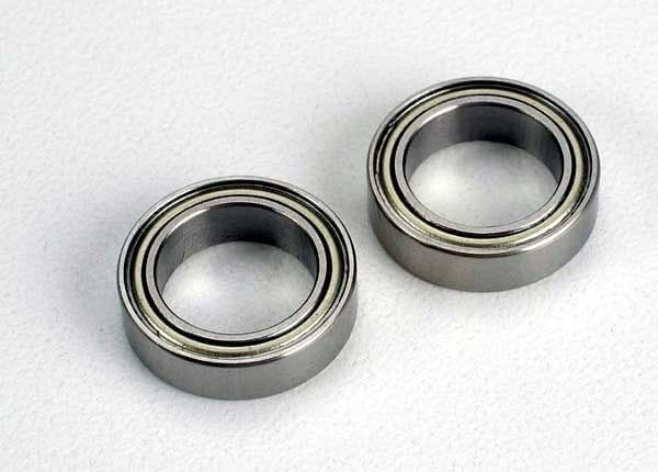 TRAXXAS 4612 - Ball bearings (10x15x4mm) (2)