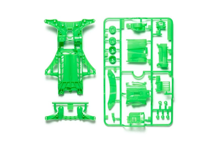 TAMIYA 95476 JR FM-A FLUORESCENT CHASSIS