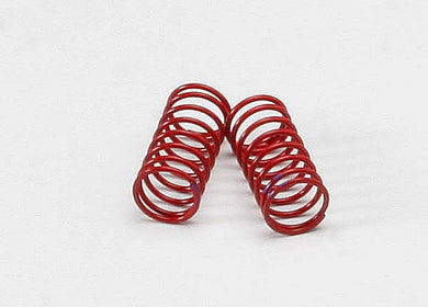 TRAXXAS 5942 - Spring, shock (red) (GTR) (2.3 rate double purple stripe) (1 pair)