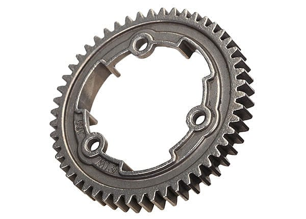 6448X - Spur gear, 50-tooth, steel (1.0 metric pitch)