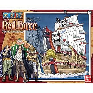 Bandai 201313 One Piece Red Force Full Scale Sailing Ship - RUI YONG HOBBY