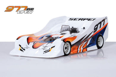 Serpent Viper 977 1/8 nitro on-road car kit - Evo Edition - RUI YONG HOBBY