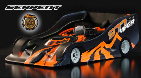 Serpent Viper 977-EVO-35A Limited Edition 1/8 GP - RUI YONG HOBBY
