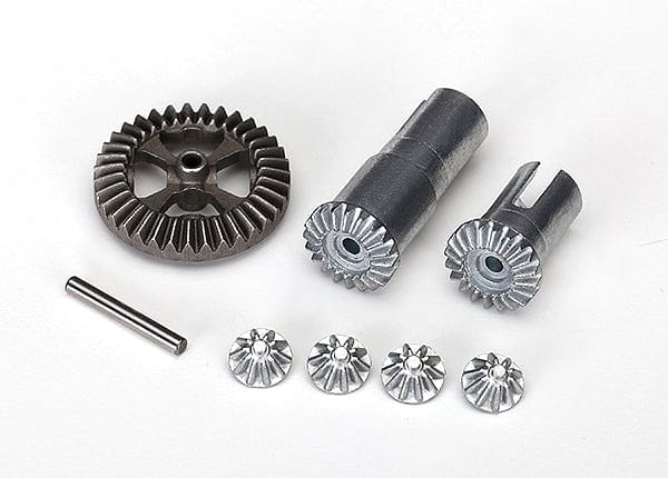 TRAXXAS 7579X - Gear set, differential, metal - RUI YONG HOBBY