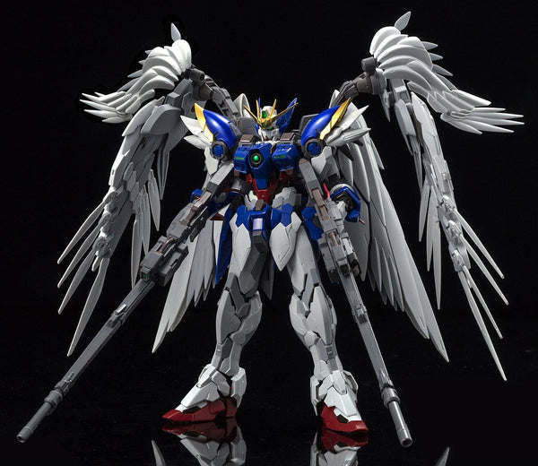 "BANDAI 216746  Wing Gundam Zero EW ""Gundam Wing: Endless Waltz""Hi- Resolution"
