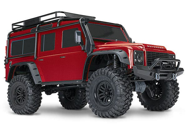 TRAXXAS 82056-4 - TRX-4 Scale and Trail Crawler with Land Rover® Defender® Body
