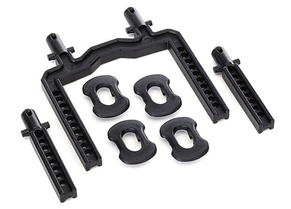 TRAXXAS 8315 - Body mounts, front & rear (fits #8311 body) (2)