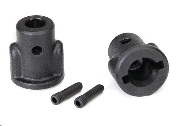 TRAXXAS 8353 - Drive cups, inner (2)/ screw pins (2)
