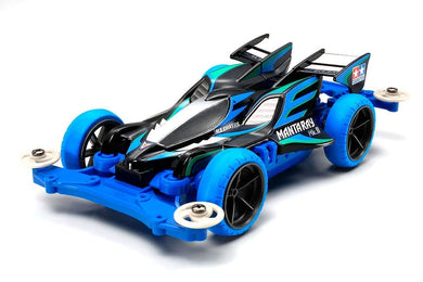 TAMIYA 95466 JR MANTA RAY MK.II BLACK SP.