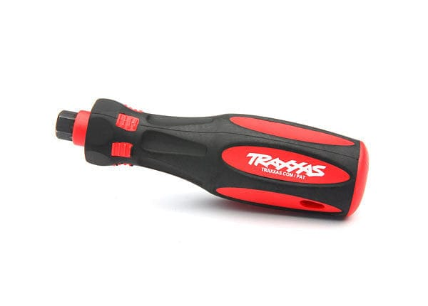Traxxas 8720 - Speed bit handle, premium, large (rubber overmold)