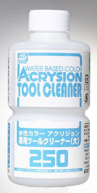 GNZ-T313: T313 Acrysion Tool Cleaner 250ml