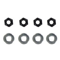 BS903-022 M4 Self-lock Nut w/Washer 4 PCS - RUI YONG HOBBY
