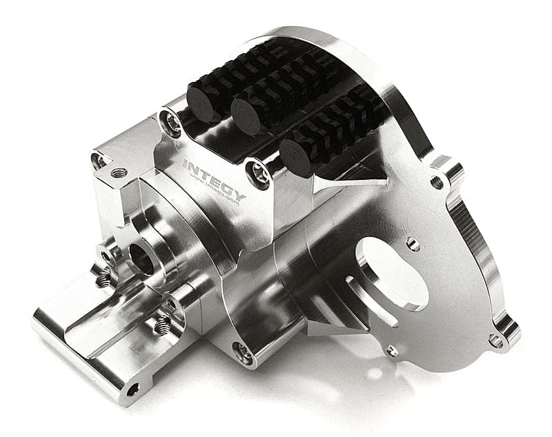 INTEGY C28196SILVER ALLOY GEARBOX HOUSING