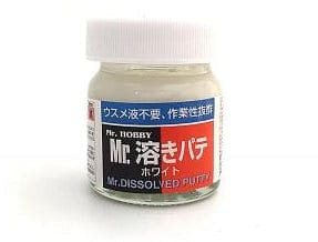 P119 Mr. Dissolved Putty - RUI YONG HOBBY
