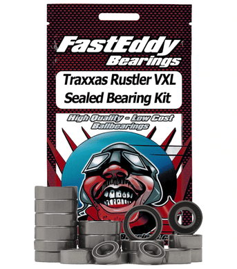 TFE702 Traxxas Rustler VXL Sealed Bearing Kit