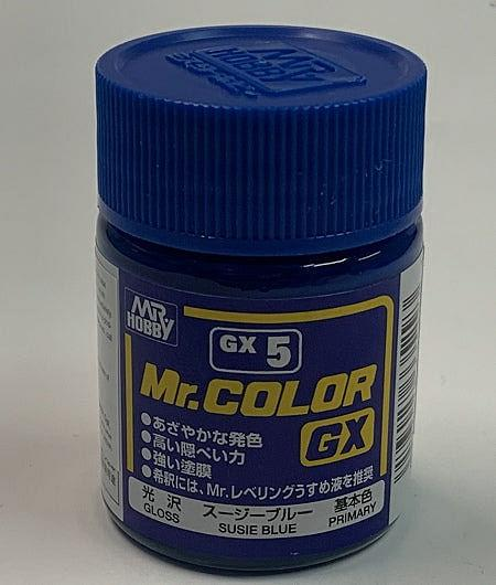 GNZ-GX5: GX5 GX Gloss Blue 18ml