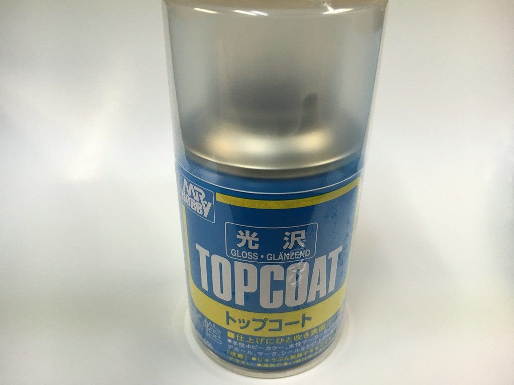 MR.TOP COAT GLOSS B-501 - RUI YONG HOBBY