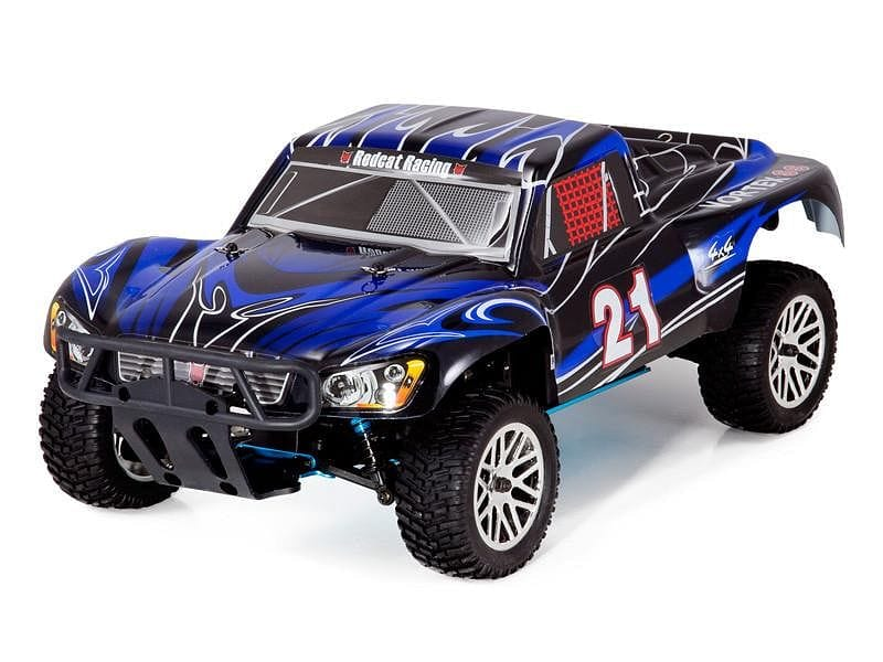 Vortex SS 1/10 Scale Nitro Desert Truck( store only) - RUI YONG HOBBY