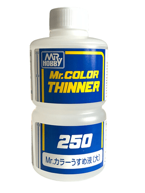 MR.COLOR T103 THINNER 250ML