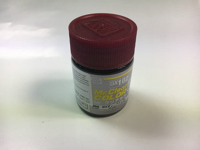 GNZ-GX102: GX102 Clear Deep Red 18ml - RUI YONG HOBBY