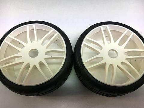 GRP GTH01-S5 1:8 GT- S5 Medium - White Wheel - RUI YONG HOBBY