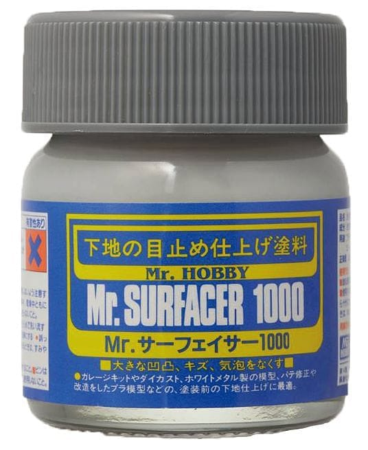 MR. hobby SURFACER 1000