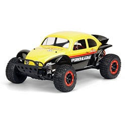 TAMIYA 3238-62 Baja Bug Clear Body: SLH, SLH 4x4