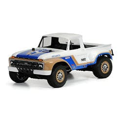 PROLINE 3408 1966 Ford F-100 Clear Body
