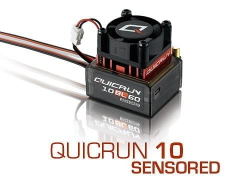 QUICRUN 10BL60 Sensored Brushless ESC