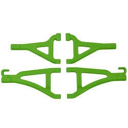 RPM 80694 FR Upper & Lower A-Arms, Green