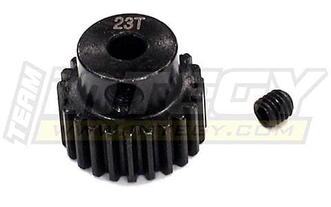 T3473 23T STEEL PINION GEAR FOR 1/16 TRAXXAS
