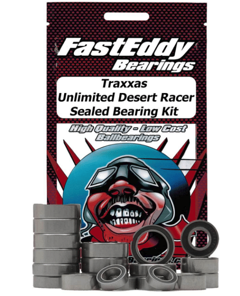 TFE4553 Traxxas Unlimited Desert Racer UDR Sealed Bearing Kit