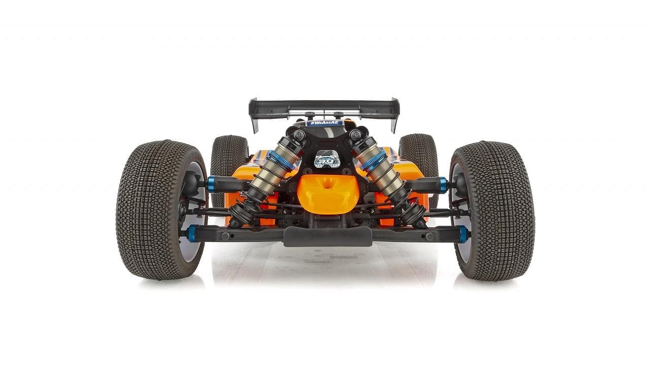 Team Associated 80939 RC8B3.2 Nitro 1/8 Off-Road Buggy Team Kit
