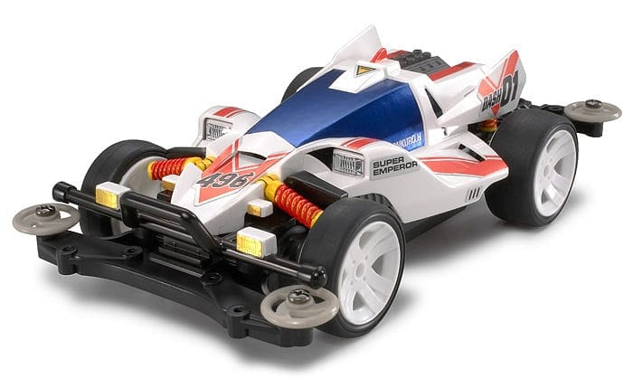 TAMIYA 18632 JR DASH-01 SUPER EMPEROR
