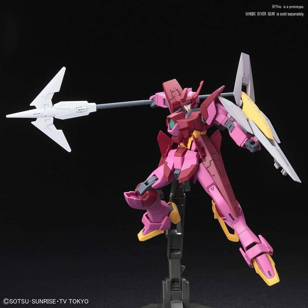 BANDAI 5055337 IMPULSE GUNDAM LANCIER